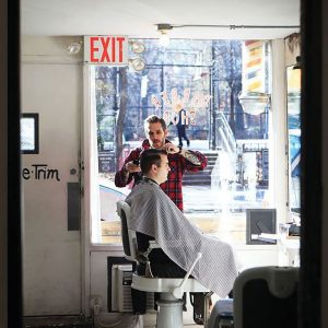The 101 Condo - Blind Barber NYC
